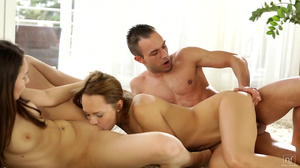 Hot and passionate threesome